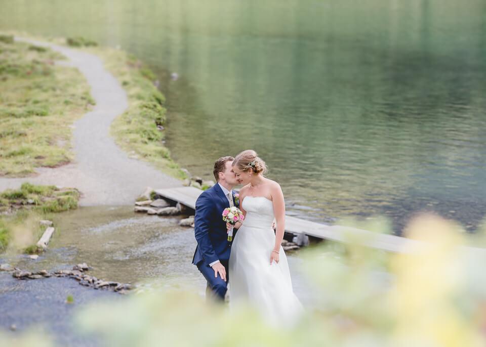Fotograf Tirol Brautpaar Shooting Hochzeit 2017